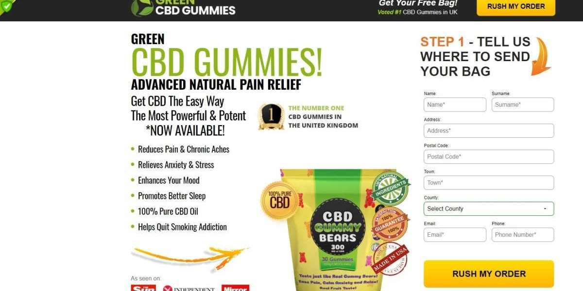 Green CBD Gummies – How Does It Works?