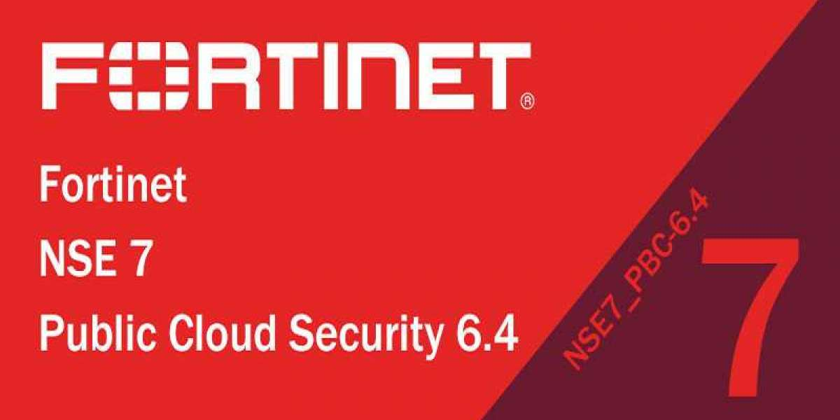 Latest Fortinet NSE7_PBC-6.4 Practice Test - Pass with Guaranteed
