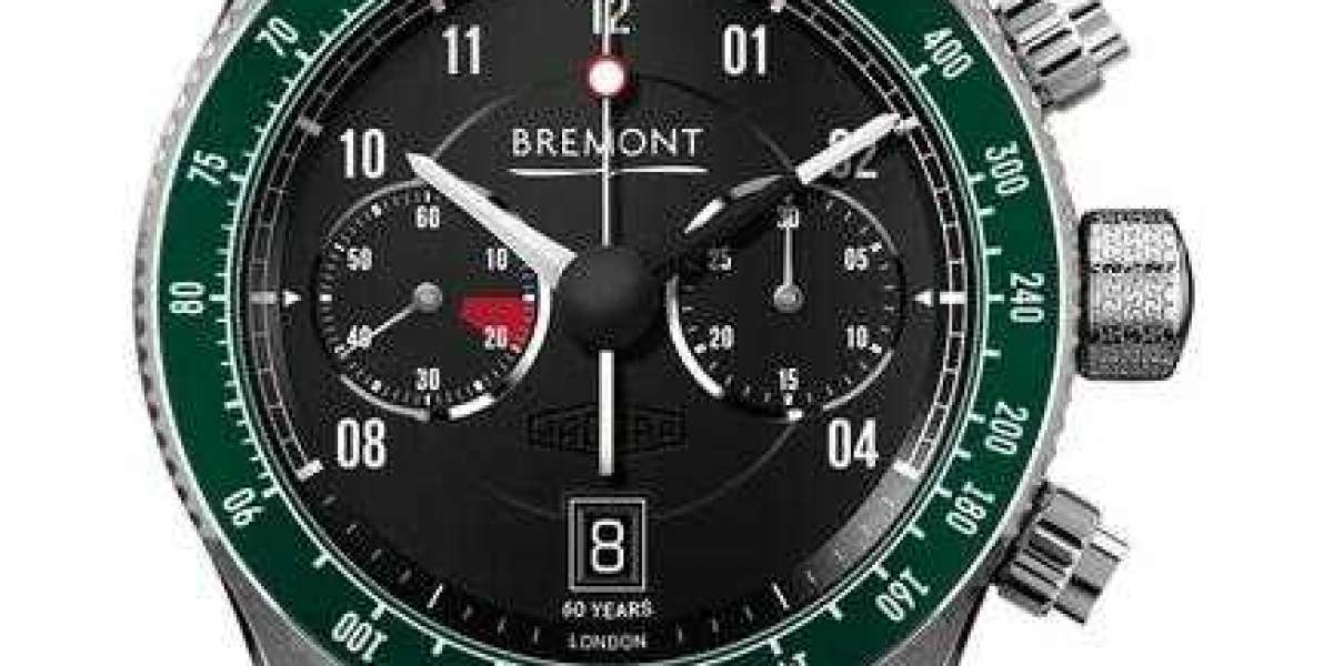 Replica BREMONT 1918 1918/SS watch price